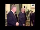 Russia - Boris Yeltsin Bill Clinton Meet