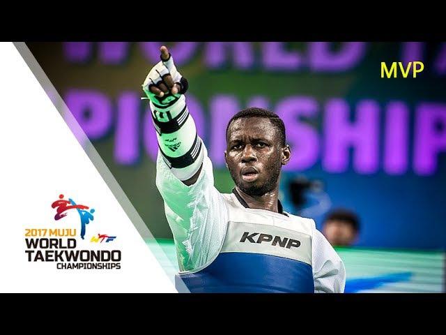 FINAL Men 87 kg ISSOUFOU Abdoul NIG vs CHO Mahama GBR