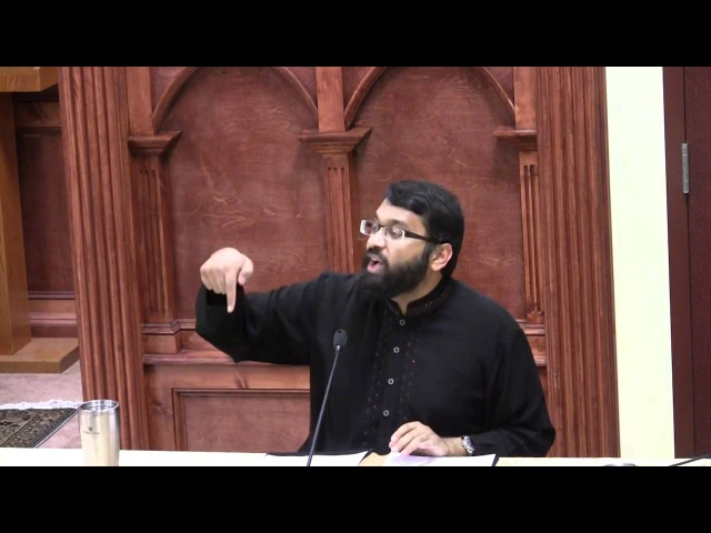 Seerah of Prophet Muhammad 16 - Incident of the satanic verses - Yasir Qadhi 2011-11-23 » Freewka.com - Смотреть онлайн в хорощем качестве