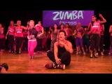 Zumba Creator Beto Perez &amp Fanny,Pink Party