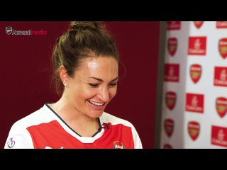 MESSI OR RONALDO?   Rapid Fire with Jodie Taylor and Heather O'Reilly