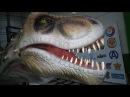 Динозавр Аттракцион Огромный Динозавр Big Dinosaur Video for Kids