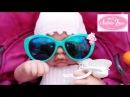БЕБИ БОН гуляет в коляске Видео для детей КАК МАМА BABY Born Doll