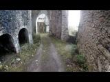 Gwrych castle in Abergele - Conwy, Wales