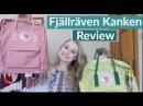 Fjällräven Kanken Review ❤︎
