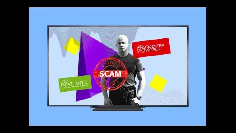 Растет число пострадавших от пирамиды Questra World мошенника Павла Крымова