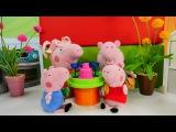 Игры для девочек - Свинка Пеппа идет в салон красоты
