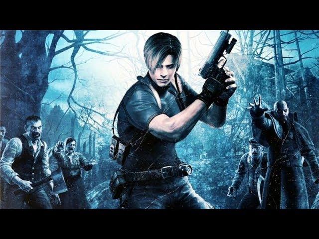 Resident Evil 4 Прохождение На Профи Армия Ганадос Доктор Сальвадор Вогонедка Смерти