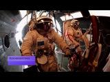 Леонов Рассказы про Космос, Американцы на Луне, Плоская Земля