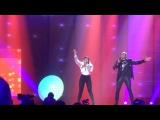 ESCKAZ in Kyiv Valentina Monetta &amp Jimmie Wilson (San Marino) - Spirit of the Night Dress rehearsal