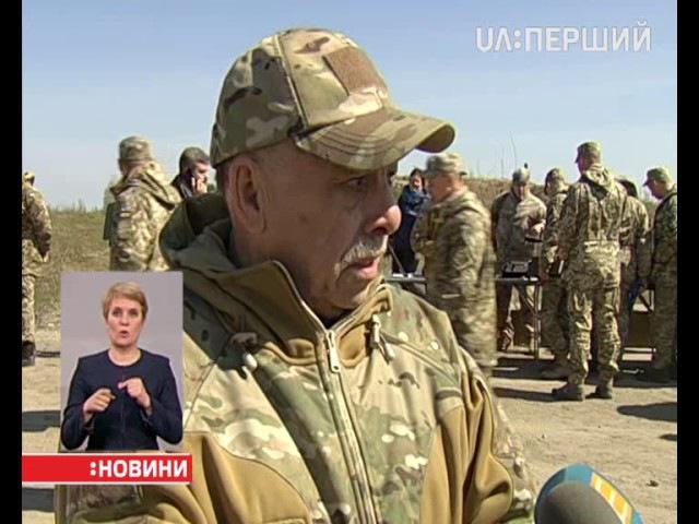 Нові зразки зброї представив київський завод Маяк