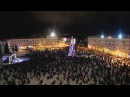 Новый 2017 год Северодвинск ! | New Year's Eve Fireworks in Severodvinsk ! Fireworks 2017 (часть 2)