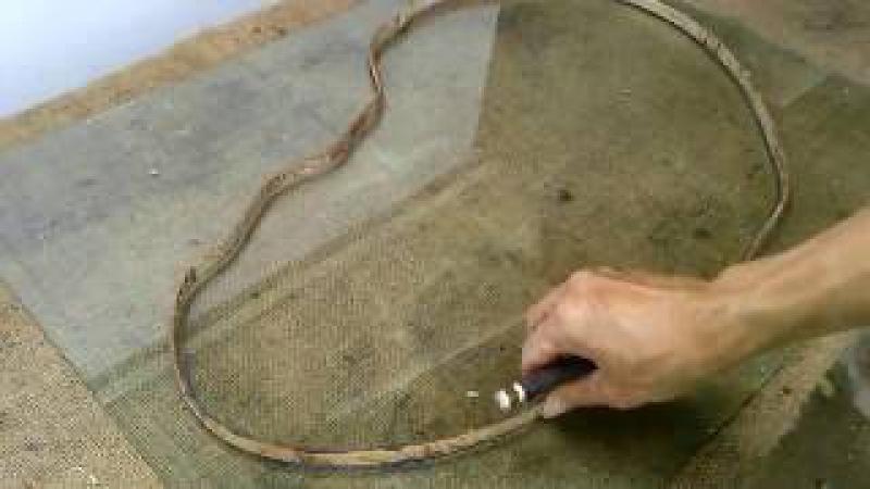 Como fazer potes de bonsai║ Making bonsai tray by glass 1