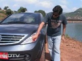Tata Aria and Santa Fe The new SUVs