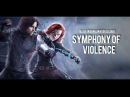 Black Widow Winter Soldier | Symphony of Violence