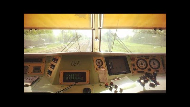Проследование станции Шатрище: на ДС3