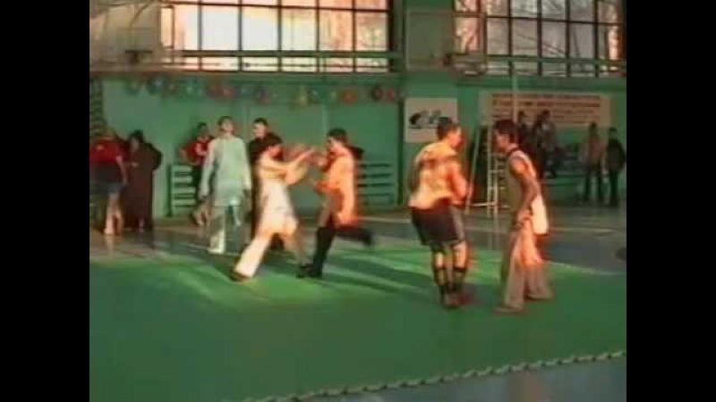 Древние записи клуба Юньшоу: 2005 год, группа саньшоу