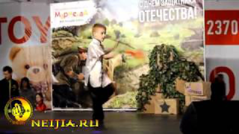 Детская группа клуба Юньшоу в ТРЦ Мармелад 25.02.17