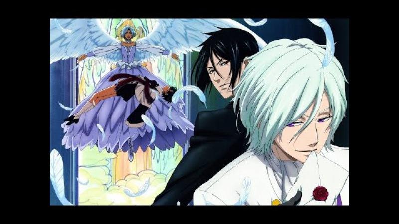 Аниме клип битва - Ангел или Демон