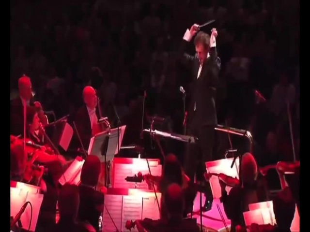 Funniest Classical Orchestra Ever... - Rainer Hersch · coub, коуб