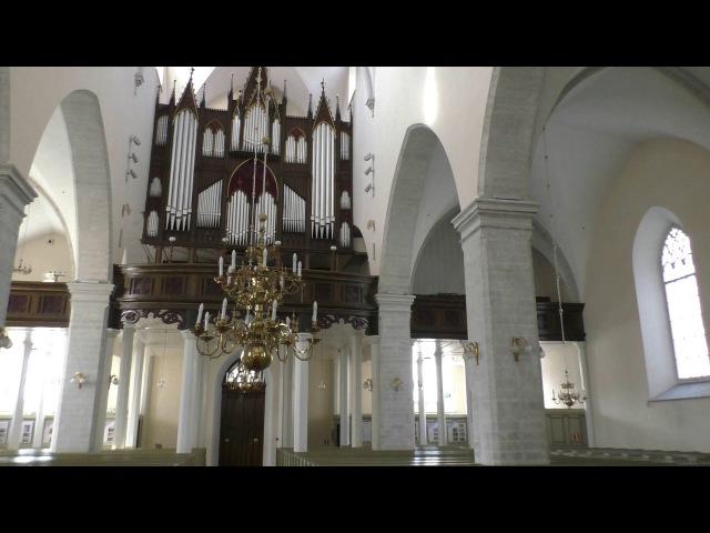 Arvo PÄRT, Fratres (Violin Organ)