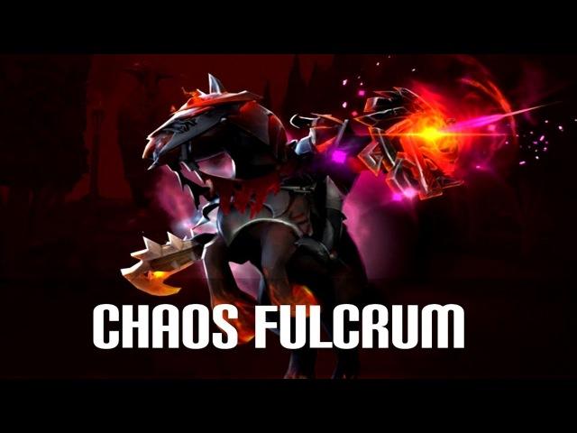 Имморталка на Хаос Кнайта Chaos Fulcrum Immortal Treasure II 2017