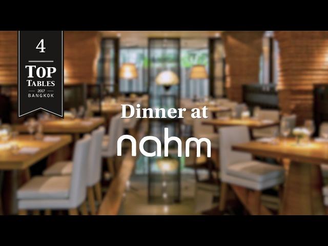 Top Tables 2017 4th Place: Nahm