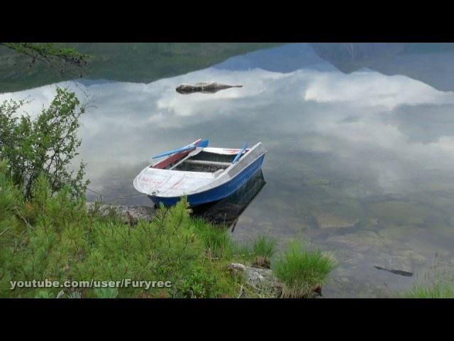 Островок на озере Джека Лондона