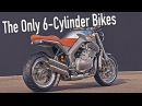 The Only 12 Six-Cylinder Bikes Ever Built