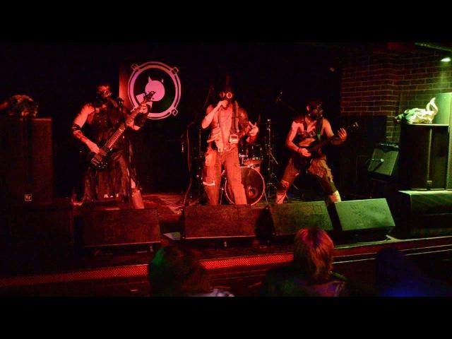 TEKNA, Affect Fest 3, The Rock Bar, Краснодар