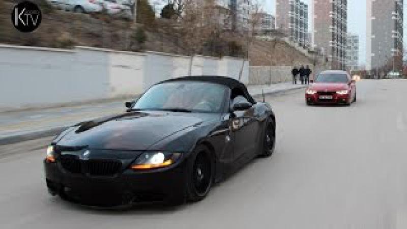 Zenci Bir BMW Z4 İncelemesi (320i 40. Yıl Özel Serisi Şovu İçerir.) - KaportaTV