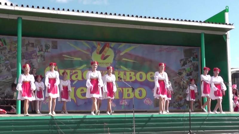 День города Черногорск 2017 ч-1