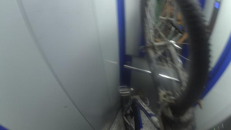 Видеоинструкция -Собака Авто Велосипед в городе часть 1