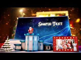Christmas Pop-Up Book - VideoHive (After Effects)