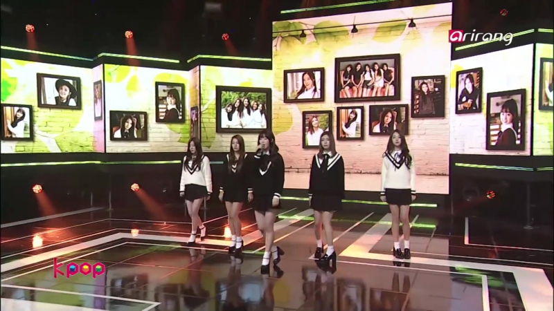 Berry Good (베리굿) - My First Love (내 첫사랑) [Simply K-Pop - Ep.181 ⁄ 2015.10.02]