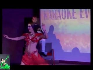 Hot Arabic Belly Dance 8593