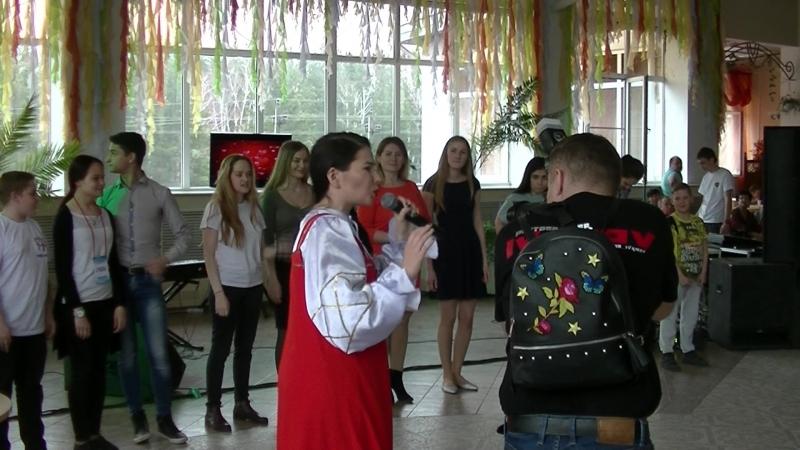 Свадебный Урал 2017 Флешмобный танец Топотушки