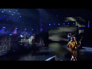 Red Hot Chili Peppers - Snow (Hey Oh)(Live in 49th Grammy Awards)