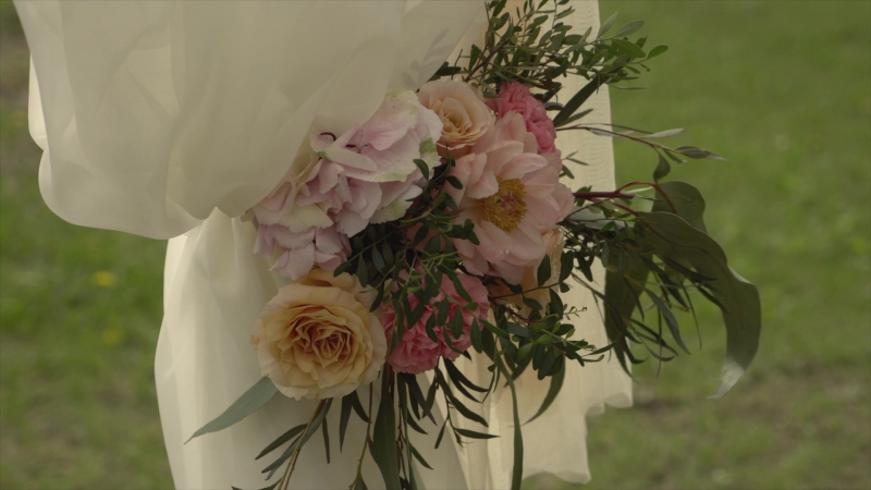 Проморолик свадебной церемонии. Юлия Глухова