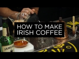 How To Make Irish Coffee Michalis Dimitrakopoulos (2016 World Coffee In Good Spi