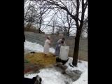 крещение господне храм св Нины г донецк