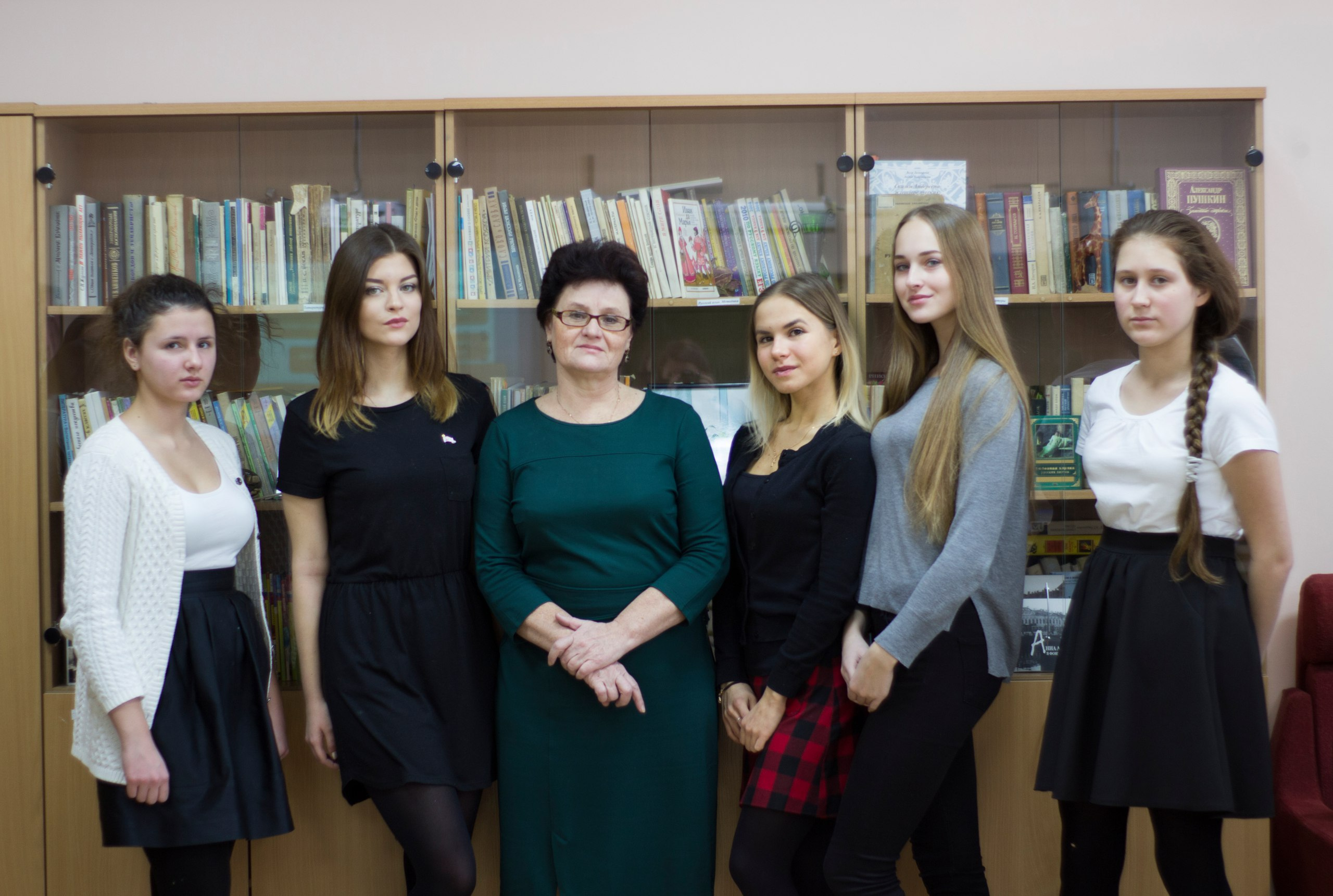 Ученики Галины Анатольевны Артемьевой