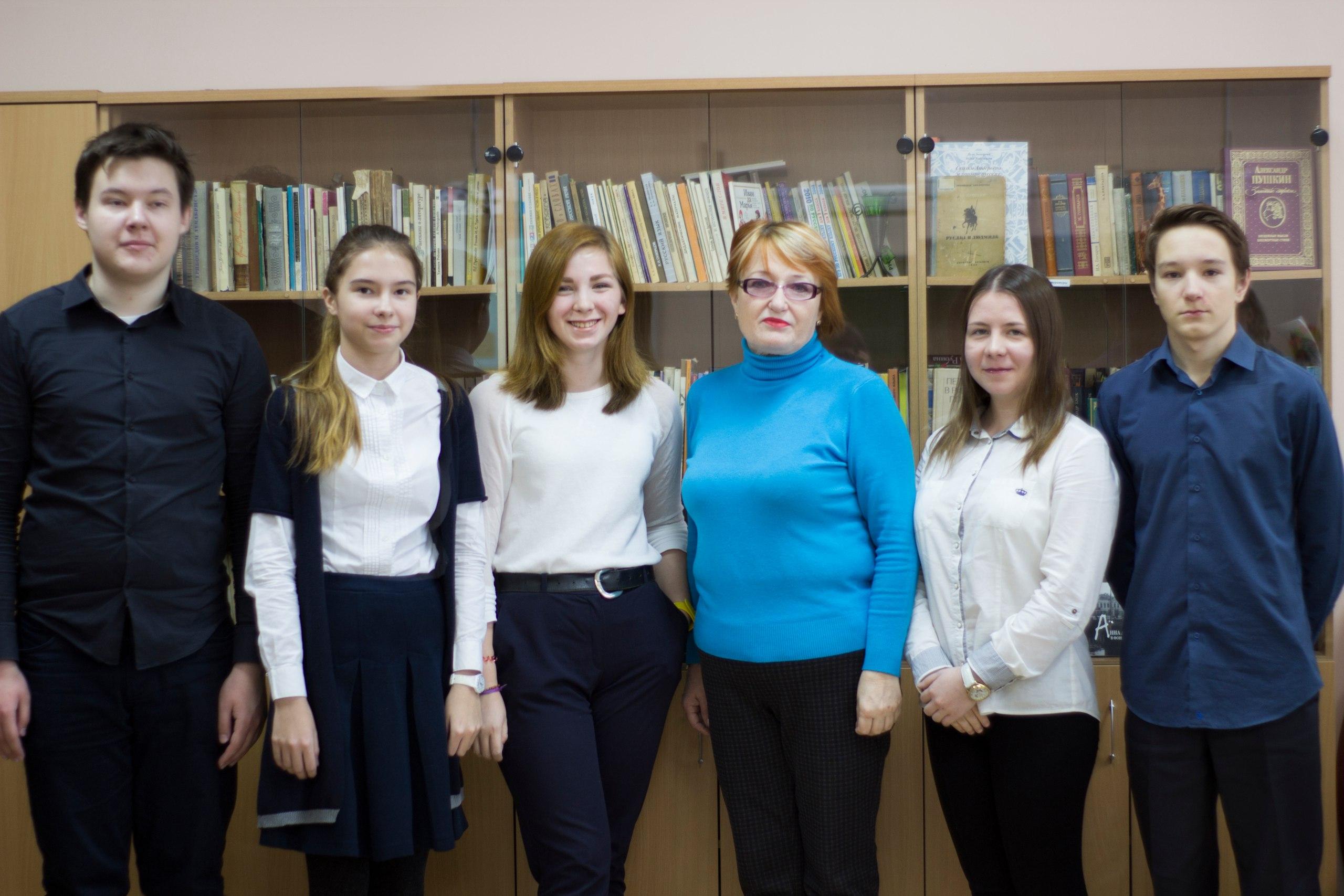 Ученики Светланы Александровны Артемьевой