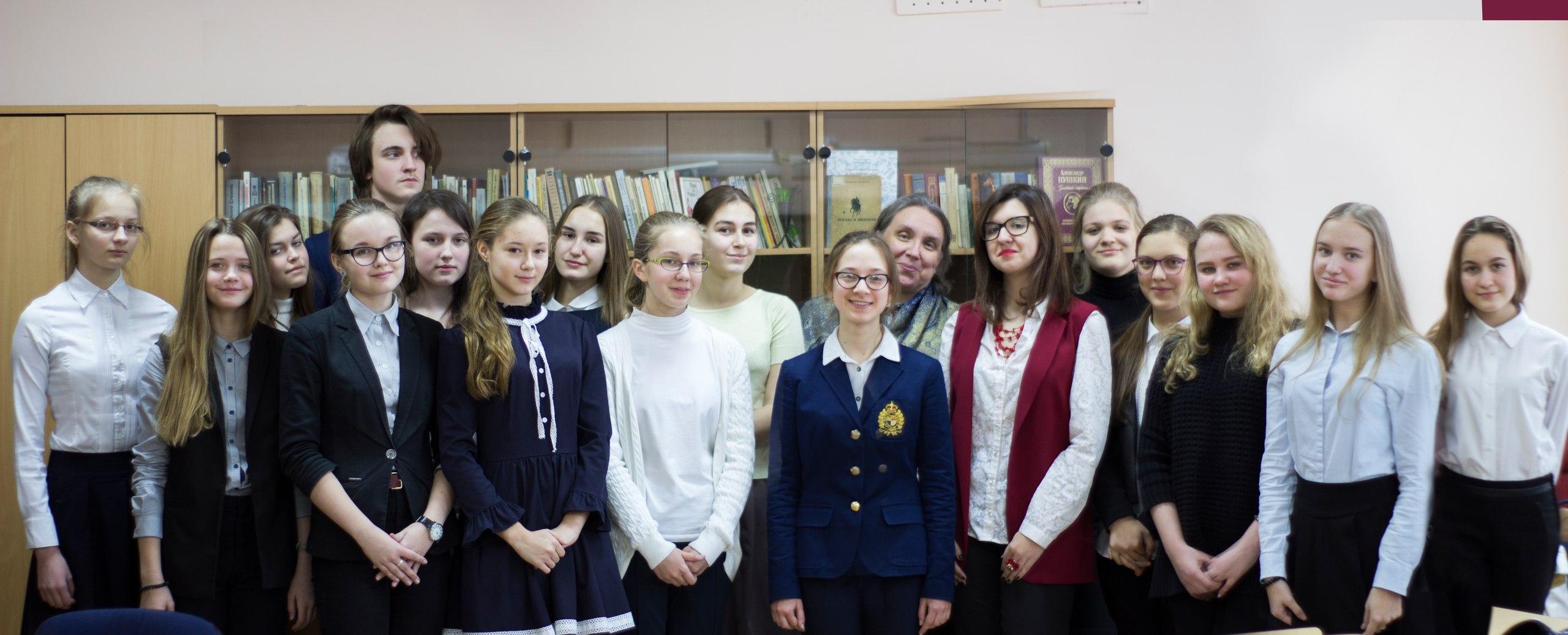 Ученики Натальи Рудольфовны Зерновой