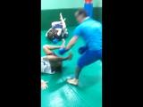 Advanced Guard control, fighting club Valetudo