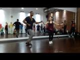 Alain Rueda & Katerina Mik | Workshop timba style / musicality | Moscow 06/11/2016