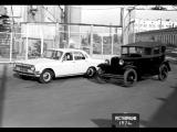 Редкие кадры автомобилей ГАЗ