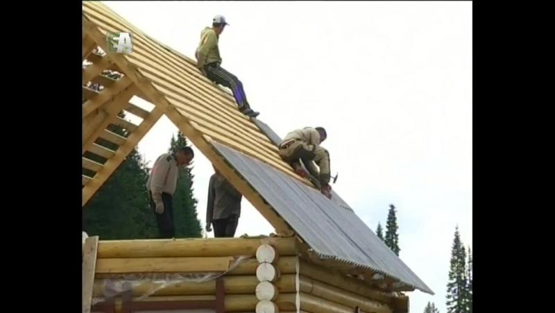 Чужой беды не бывает Ликвидировать последствия урагана в Староуткинске помогают представители Новотрубного завода