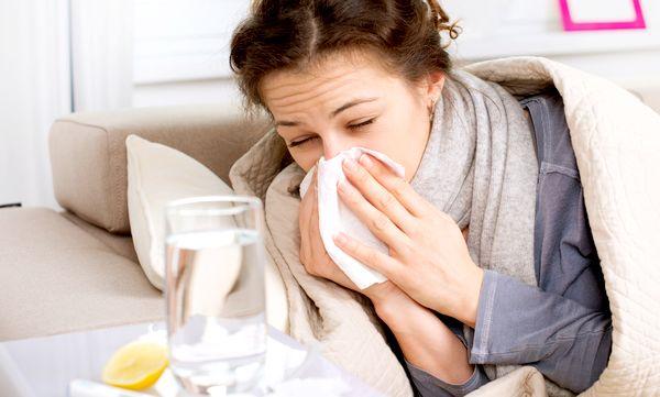 Простуда при беременности в домашних условиях