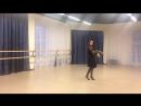 Лезгинка-Иваново.Парный Танец У Родника (сырой)